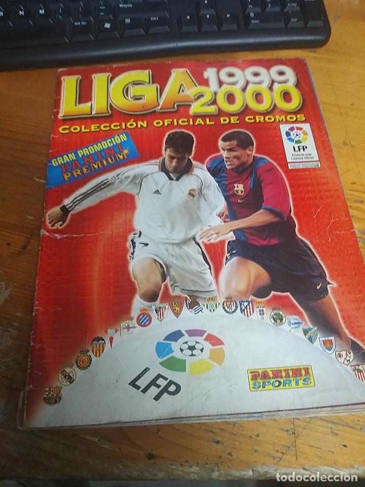 LIGA 1999 - 2000 - COLECCION OFICIAL DE CROMOS - COMPLETA - 380 CROMOS (Coleccionismo Deportivo - Álbumes y Cromos de Deportes - Álbumes de Fútbol Completos)