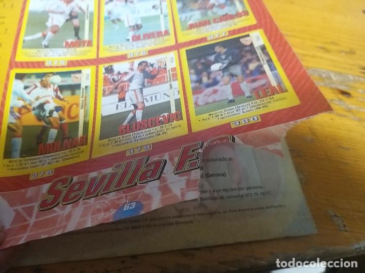Álbum de fútbol completo: LIGA 1999 - 2000 - COLECCION OFICIAL DE CROMOS - COMPLETA - 380 CROMOS - Foto 2 - 225875565