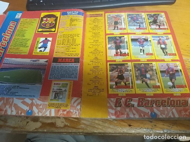 Álbum de fútbol completo: LIGA 1999 - 2000 - COLECCION OFICIAL DE CROMOS - COMPLETA - 380 CROMOS - Foto 7 - 225875565