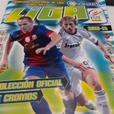 Álbum de fútbol completo: LIGA BBVA 2013-14 13 2014 ESTE - COMPLETO + DOBLES + MERCADO INVIERNO + ACTUALIZACION + CHICLES. Lote 226618037