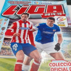 Álbum de fútbol completo: LIGA BBVA 2014-15 14 2015 ESTE - ALBUM DE CROMOS COMPLETO + MERCADO INVIERNO + ACTUALIZACION. Lote 226625360