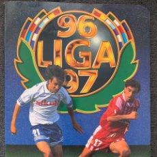 Álbum de fútbol completo: ALBUM ESTE 96 97 COMPLETO. Lote 226992835
