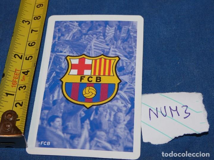 Álbum de fútbol completo: MUY TEMPRANA CARTA LIONEL MESSI FCB FUTBOL CLUB BARCELONA 10 DELANTERO - Foto 2 - 227547030