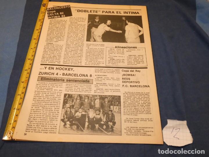 Álbum de fútbol completo: REVISTA BARÇA BARCELONISTA AÑO 1980 OJALA VENGA MARADONA - Foto 2 - 227549135
