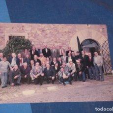 Álbum de fútbol completo: FOTOGRAFIA ORIGINAL INEDITA REUNION JUGADORES VETERANOS F.C. BARCELONA CASI TODOS FALLECIDOS. Lote 227550420