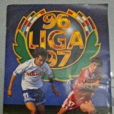 Álbum de fútbol completo: ÁLBUM COMPLETO 1996 1997 96 97 - EDICIONES ESTE - 570 CROMOS PEGADOS. Lote 227783066