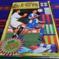 Álbum de fútbol completo: ESTE LIGA 95 96 1995 1996 COMPLETO CON MUCHOS COLOCAS COLOCA.. Lote 228556685