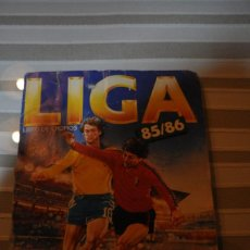 Album de football complet: ALBUM DE CROMOS LIGA ESTE 1985/86 85/86 CON 439 CROMOS. Lote 228658445