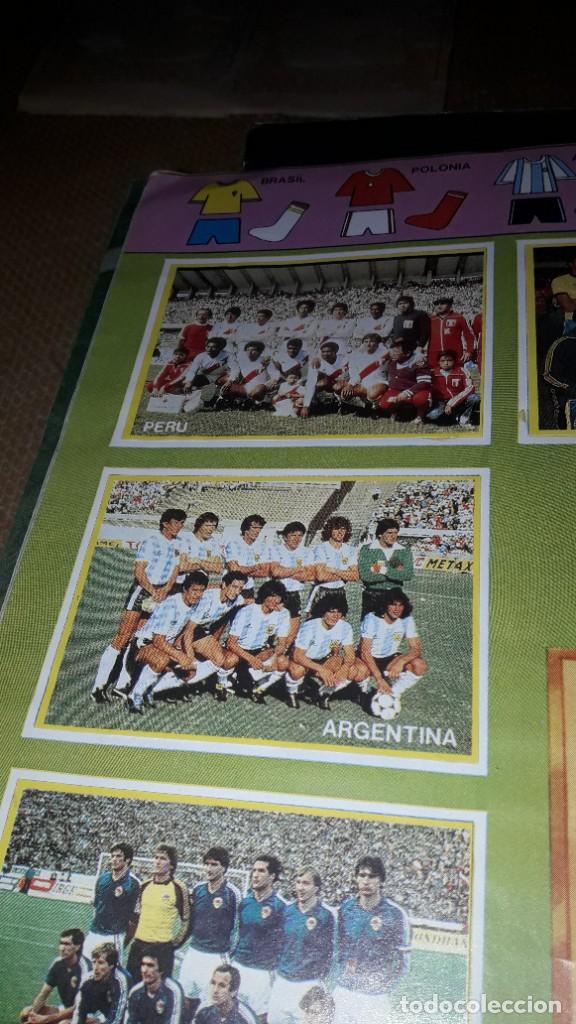 Álbum de fútbol completo: MARADONA EN EL ALBUM COMPLETO DEL MUNDIAL 1982-83 DANONE - Foto 2 - 230424030