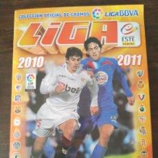 Álbum de fútbol completo: ÁLBUM DE CROMOS LIGA ESTE 2010 2011 10 11 COMPLETÍSIMO. Lote 230610155