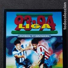 Album de football complet: ÁLBUM FACSIMIL LIGA ESTE DE FÚTBOL 93/94 1993/1994 CROMOS INOVLVIDABLES PANINI SALVAT. Lote 230754955