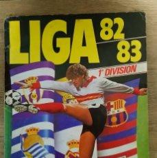 Álbum de fútbol completo: LIGA 82 83. Lote 231542325
