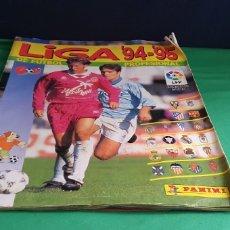 Album de football complet: ALBUM DE CROMOS DE FUTBOL PROFESIONA LA LIGA 94_95 .TAL CUAL COMO SE VE EN FOTOS. Lote 231993920