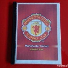 Álbum de fútbol completo: COLECCION COMPLETA BASICA MANCHESTER UNITED 1997 FUTERA-BECKHAM,CANTONA,GIGGS,KEANE,LAW,CHARLTON.... Lote 232657530