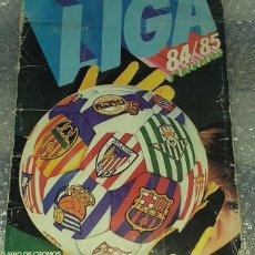 Album de football complet: ALBUM DE CROMOS LIGA ESTE 1984/85 84/85. Lote 232819125