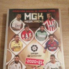 Album de football complet: COLECCIÓN COMPLETA MEGACRACKS 2020 - 2021 PANINI CON PEDRI, MUSAH, LAS 9 LIMITADAS. TODO LO EDITADO. Lote 233144825