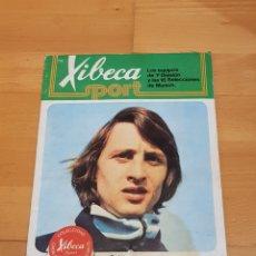 Album de football complet: ALBUM FUTBOL XIBECA SPORT COMPLETO AÑO 1974. Lote 233285135