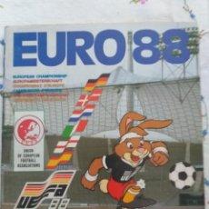 Álbum de fútbol completo: ÁLBUM EUROCOPA ALEMANIA 1988, ED PANINI, COMPLETO.. Lote 277540733