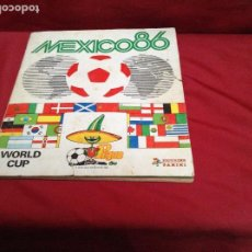 Album de football complet: ALBUM PANINI MÉXICO 86 COMPLETO. Lote 233671645