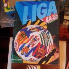 """Álbum de fútbol completo: ALBUM LIGA 84/85 . EDICIONES ESTE. CON """"MARADONA"""" EN EL BARCELONA EN CROMO """"INDIVIDUAL Y DE EQUIPO"""". Lote 234857390"""