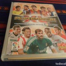 Álbum de fútbol completo: ADRENALYN XL 2010 2011 10 11 COMPLETO. PANINI. MBE. FOTO DE TODOS LOS ESPECIALES, ENTRA Y MIRA.. Lote 235016197