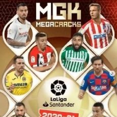 Álbum de fútbol completo: COLECCIÓN COMPLETA MEGACRACKS 2020/2021 [ INCLUYE PEDRI ROOKIE + 9 EDICIONES LIMITADAS.. Lote 235732210