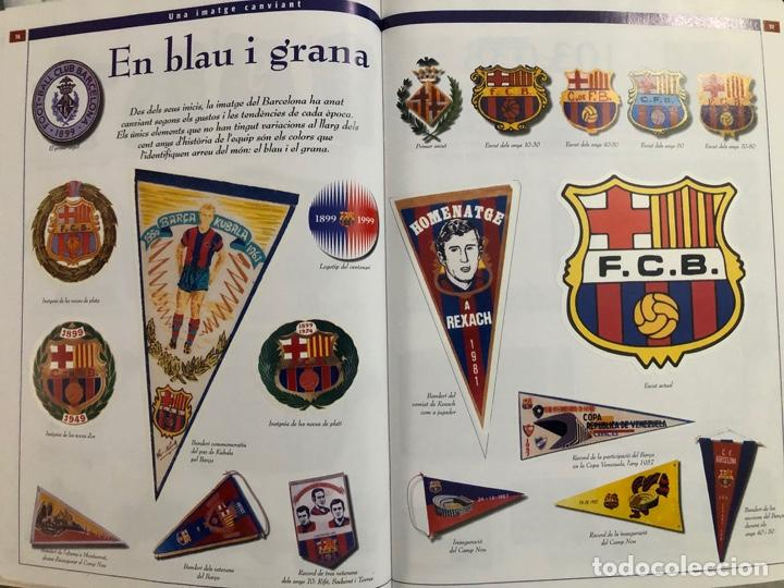 Álbum de fútbol completo: ÁLBUM CROMOS BARÇA 1899-1999, 1er CENTENARIO ** MARADONA, CRUIFF, - Foto 4 - 182896400