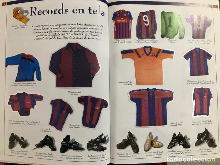 Álbum de fútbol completo: ÁLBUM CROMOS BARÇA 1899-1999, 1er CENTENARIO ** MARADONA, CRUIFF, - Foto 12 - 182896400
