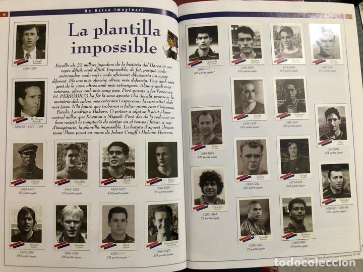 Álbum de fútbol completo: ÁLBUM CROMOS BARÇA 1899-1999, 1er CENTENARIO ** MARADONA, CRUIFF, - Foto 13 - 182896400
