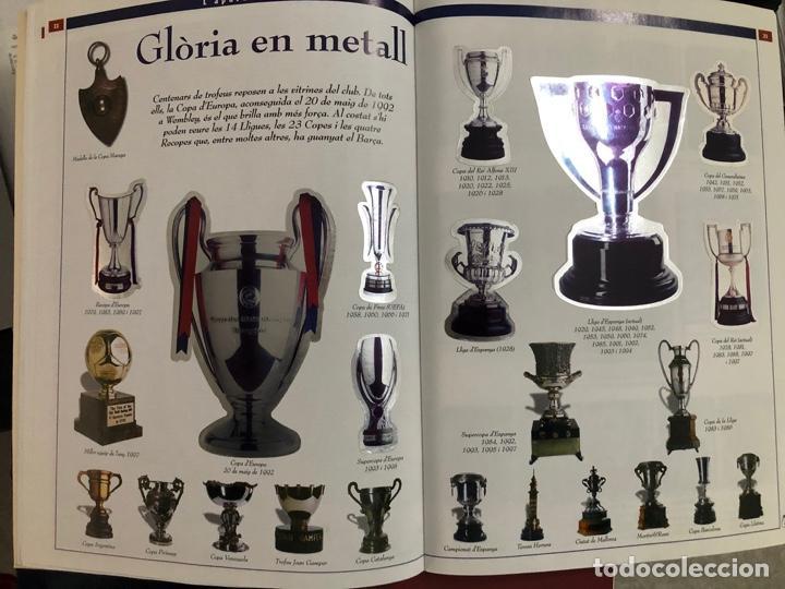 Álbum de fútbol completo: ÁLBUM CROMOS BARÇA 1899-1999, 1er CENTENARIO ** MARADONA, CRUIFF, - Foto 2 - 182896400