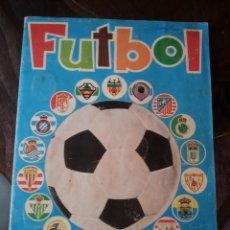"""Álbum de fútbol completo: ALBUM FUTBOL LIGA 1975 EDITORIAL MAGA """"COMPLETO"""" """"""""CRUYFF EN EL BARCELONA"""""""". Lote 236142085"""