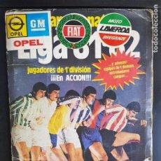 Álbum de fútbol completo: ÁLBUM CROMOS FÚTBOL ESTE COMPLETO LIGA 81-82 / 1981-1982. Lote 236149060