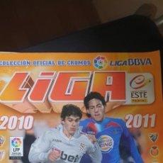Álbum de fútbol completo: ÁLBUM FÚTBOL PANINI, 2010-2011. Lote 236175125