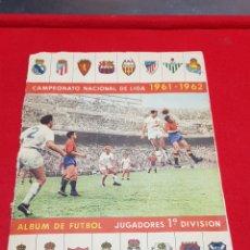 Álbum di calcio completo: ÁLBUM CROMOS FÚTBOL CAMPEONATO NACIONAL DE LA LIGA 1961 - 1962 COMPLETO BUEN ESTADO BARCICRON. Lote 236337520