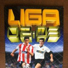 Caderneta de futebol completa: ALBUM LIGA ESTE FUTBOL 02-03 SUPER COMPLETO 2002-2003 CON TODO LO EDITADO MENOS 6 CROMOS. Lote 239356420