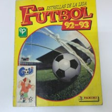 Álbum de fútbol completo: ALBUM COMPLETO PANINI 82 83 ESTRELLAS DE LA LIGA .. Lote 239500015