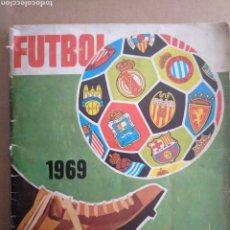 Álbum de fútbol completo: RUIZ ROMERO ALBUM FUTBOL CAMPEONATO DE LIGA 1969. Lote 239734065