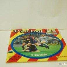 Álbum de fútbol completo: ÁLBUM CROMOS PANINI FÚTBOL 88 (COMPLETO). Lote 240367025