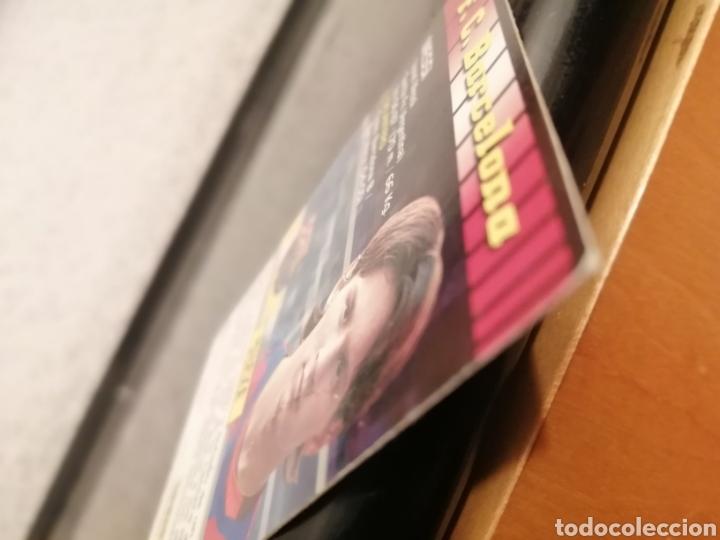Álbum de fútbol completo: MEGACRACKS 04 LIONEL MESSI ROOKIE CARD #71 BIS MEGA CRACKS 2004 - Foto 6 - 227510544