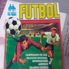 Álbum de fútbol completo: ALBUM FUTBOL 72-73 RUIZ ROMERO FACSIMIL COMPLETO Y NUEVO. Lote 278191753