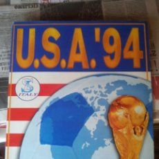 """Álbum de fútbol completo: """"USA 94 - """"COMPLETO"""" EN BUEN ESTADO. Lote 242473715"""