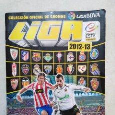 Álbum de fútbol completo: ÁLBUM COMPLETO LIGA 2012-2013 ( ESTE ). Lote 243240730