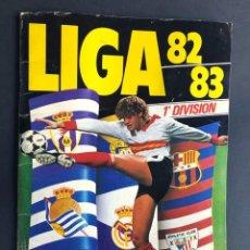 Álbum de fútbol completo: LA LIGA 82 - 83 / EDICIONES ESTE / COMPLETO Y MUCHOS COLOCA / 363 CROMOS / MARADONA. Lote 243907255