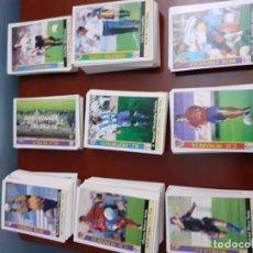 Caderneta de futebol completa: LOTE DE CROMOS MUNDICROMO TEMPORADA 1999-2000. Lote 244717420