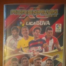 Álbum de fútbol completo: ALBUM FÚTBOL ADRENALYN 2015-16. Lote 245060205