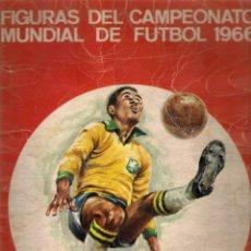 Álbum de fútbol completo: ALBUM MUNDIAL 1966. Lote 245092725