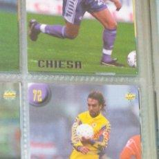 Álbum de fútbol completo: COLECCION COMPLETA 495 + ERROR CALCIATORI 2000 ERICHETTA NERA. Lote 245274900