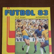 Álbum de fútbol completo: PANINI FUTBOL 83 LIGA 1982-1983 Y MUNDIAL ESPAÑA 82 CON 2 CROMOS DE MARADONA ALBUM COMPLETO. Lote 245289670