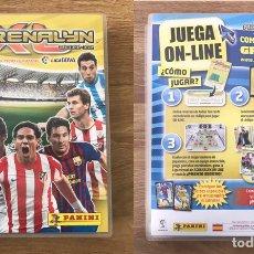 Álbum de fútbol completo: ALBUM COMPLETO LIGABBVA ADRENALYN XL 2011 2012 11 12. Lote 246119390