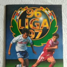 Álbum de fútbol completo: ALBUM COMPLETO EDICIONES ESTE LIGA 96 97 1996 1997 VER FOTOS COMPLETAS. Lote 246286455